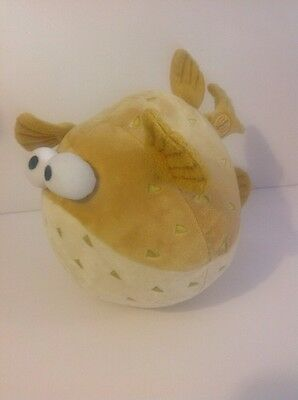 Disney Exclusive Finding Nemo, Large Bloat puffer fish plush toy
