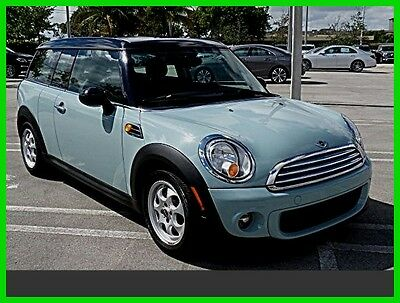 2012 Mini Clubman Coupe Coupe 2-Door 2012 Used 1.6L I4 16V Automatic Front Wheel Drive Wagon Premium