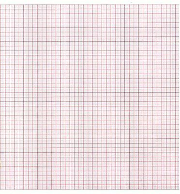 ECG Paper 210MM X 20M (Works for BIOCARE 1230, ECG-1210) PK 10