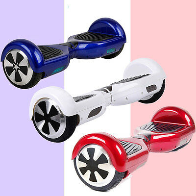 Self Balancing Electric Scooter Balance HoverBoard Skate Board 5 Colour 2017NEW