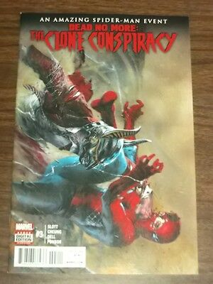 Clone Conspiracy #3 Dead No More Marvel Comics Nm (9.4)