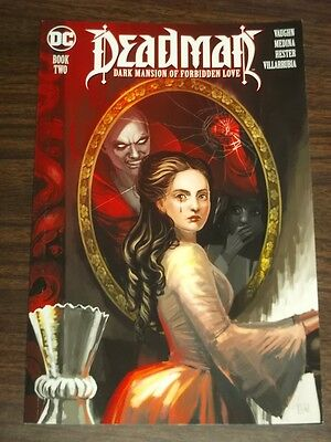 Deadman Dark Mansion Of Forbidden Love #2 Dc Comics February 2017 Nm (9.4)