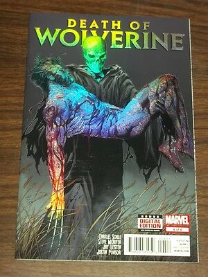 Death Of Wolverine #4 Marvel Comics Nm (9.4)