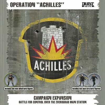 Dust Tactics Wargame - Operation Achilles Campaign Expansion - 14 Years+ - DT072