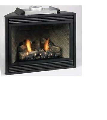 """Gas Fireplace Blowout Pricing! - Empire 36"""" DVP36FP31N - New in Box - 26.000BTU"""