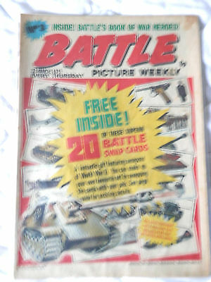 BATTLE PICTURE WEEKLY No 3 (1975)