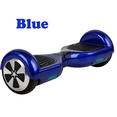 """6.5"""" Blue Hoverboard Self Balancing Electric-Scooter Two Wheel Balance Skate DE"""