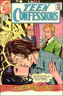 Teen Confessions (1959) #64 VG 4.0 LOW GRADE
