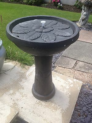 Bernini  programmable Rechargeable Fountain water feature  garden Conservatory‎