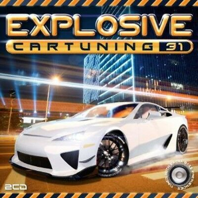 Various Artists, Exp - Explosive Cartuning 31 / Various [New CD]