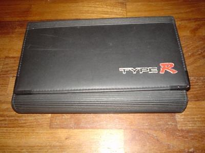 HONDA TYPE R WALLET CIVIC INTEGRA ACCORD For Owners Manual Handbook Service Book