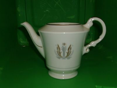 Tea Pot from Governor Clinton by Syracuse China