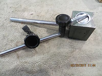 MACHINIST TOOL LATHE MILL Machinist Magnetic V Block Fixture for Set Up