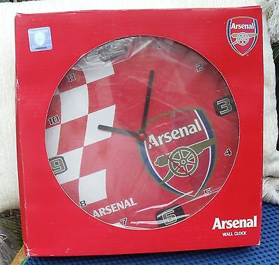 Arsenal Wall Clock, Boxed