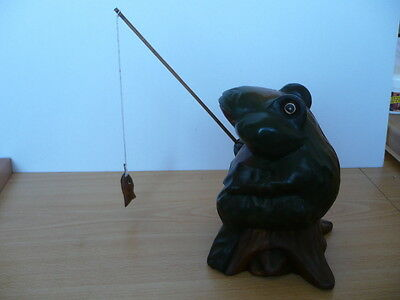 Grenouille pêcheuse