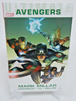 Ultimate Comics Avengers Mark Millar Omnibus Marvel Brand New Factory Sealed