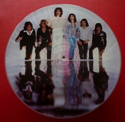 """GORDON GILTRAP - Fear Of The Dark (1979 Limited Edition 3 trk Picture Disc 12"""")"""