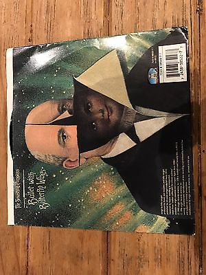 Rare Vinyl Single - Smashing Pumpkins - Bullet With Butterfly Wings / 1979