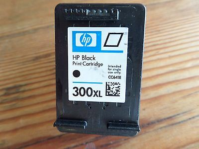 HP Black 300XL and 300XL Tri Colour Empty Ink Cartridges