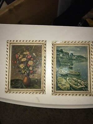 Two Madryn Miniatures