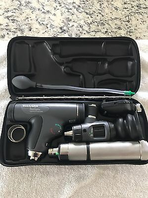 Welch Allyn PanOptic And Standard Ophthalmoscope With Otoscope