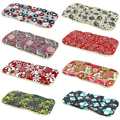 NATURAL Wool Liner Pad Matress for Baby Pram Pushchair Stroller Buggy Cover 5pt
