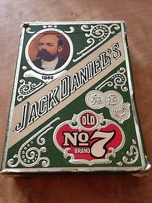 **** Playing cards Jack Daniel's Old No.7  in Paper box ****