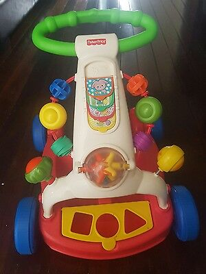 Fisher Price baby walker mower toy Brisbane