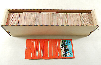 Over (850) 1983 Topps Perlorian Cats Sticker Cards ^ Avg Nm/Mt