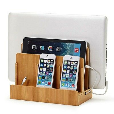 G.U.S. Multi-Device Charging Station & Dock for Smartphones, Tablet and Laptop