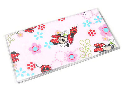 Minnie Mouse Checkbook Cover