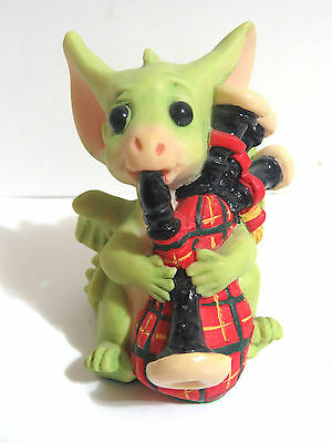"""Real Musgrave """"Pocket Piper"""" Pocket Dragon Issued 1996 Retired 2002"""