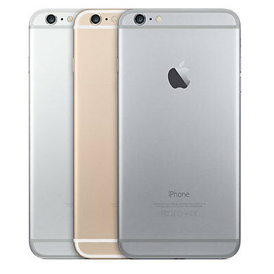 Brand New Apple iPhone 6 Plus 16GB Sprint Space Gray, Silver or Gold