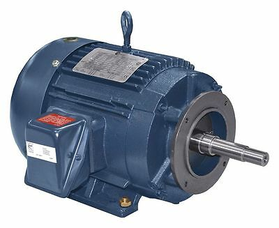 Century 5 HP Close-Coupled Pump Motor, 3-Phase, 3505 Nameplate RPM, 208-230/460