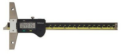 "Mitutoyo 571-211-30 SPC Digimatic Depth Gage, 0"" - 6""/0 mm - 150 mm"