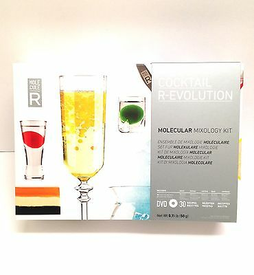 Molecule-R Molecular Mixology Kit - Cocktail R-EVOLUTION