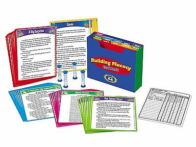 Lakeshore Learning Building Fluency Card Bank - Gr. 4-6 Reading