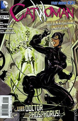 Catwoman (2011 4th Series) #22 VF