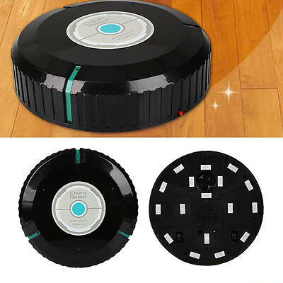 Practical Smart Automatic Microfiber Domestic Robotic Mop Duster Cleaning Tool