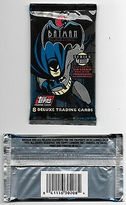 Topps 1993 Batman The Animated Series Trading Cards~Series-2