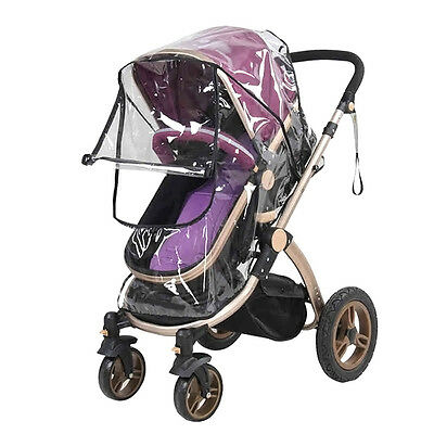 Strollers Raincover For Universal Buggy Pushchair Stroller Pram Baby Car Cover