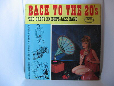 Back to the 20s - Happy Knights Jazz Band, WLP 6032 Vinyl LP