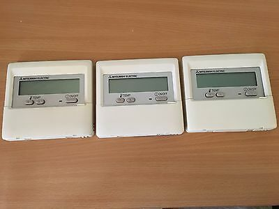 1 x Mitsubishi Electric PAR F27MEA remote Controller VRF air conditioning mitsi
