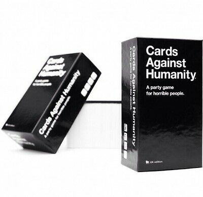 Cards Against Humanity: UK edition - Game, BRAND NEW
