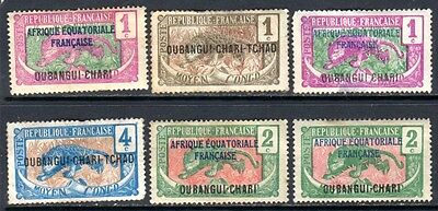Oubangui Chari Selection [863]