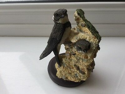 The Country Bird Collection The Sand Martin