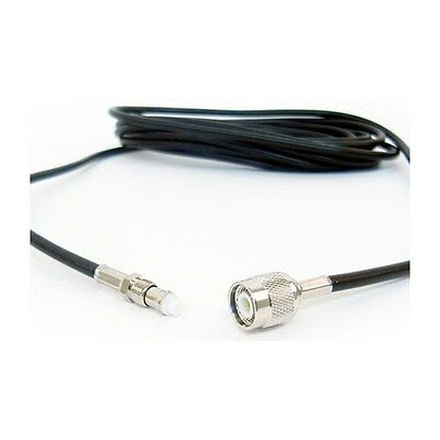 Siretta ASMZG300F058S13 RG58 Cable 3m with TNC Male To FME Female
