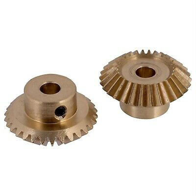 Modelcraft Brass Bevel Gear 30 Tooth Pack 2