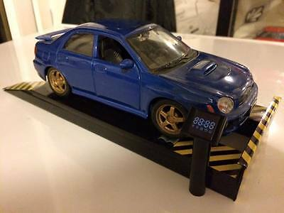 1/24th  Scale rolling road for garage diorama