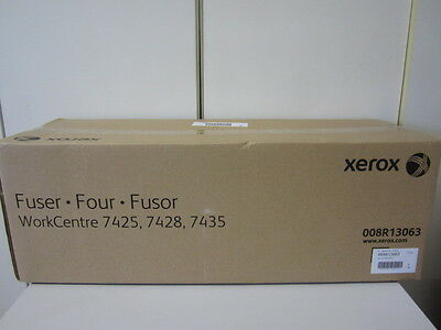 Original Xerox Fuser 008R13063 641S00735 WorkCentre 7428, 7435, 7425 NEU